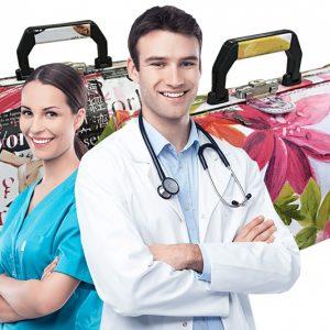 Медицинские сумки и саквояжи